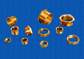 Brass Components Brass Precision Components Brass Machined Components Brass Turned Components Brass pressed Components